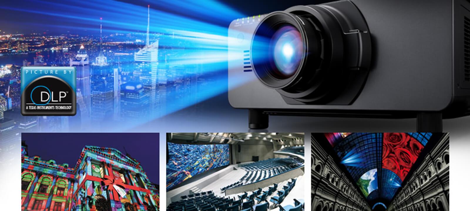 ویدئو پروژکتورهای Panasonic