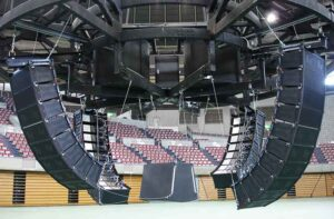 سیستم صوتی سینمایی لاین اری