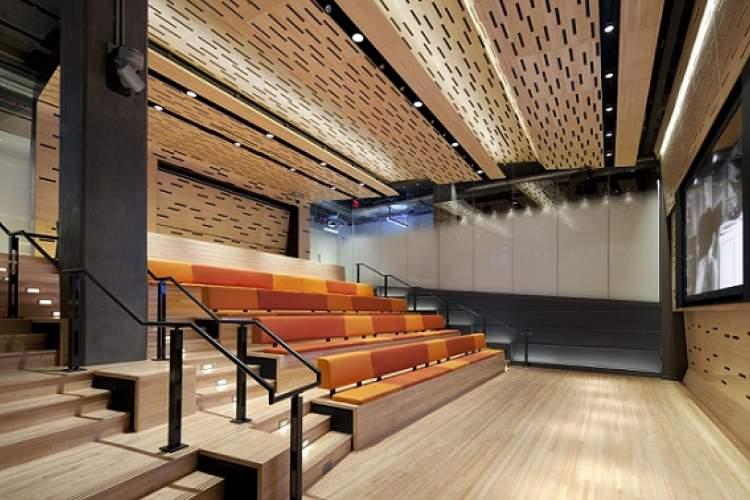 آکوستیک سالن های سینما